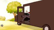 S4E33.223 Doug McFarland Falls Into a Delivery Van