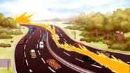 S5E30.080 Benson Reversing Through the Highway