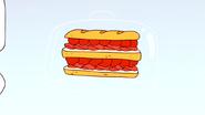 S4E13.222 The Double Death Sandwich