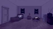 S4E35.001 Mordecai and Rigby Sleeping