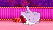 S4E25.057 Benson Eaten by a Shark