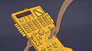 S6E16.252 Rigby Presses a Button on the Universal Remote
