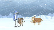 S4E26.142 Goat Thomas Confronting Mordecai and Rigby