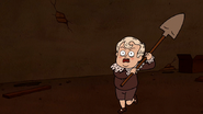 S3E04.061 Percy Running with a Shovel