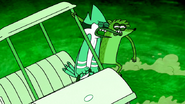 S4E24.234 Mordecai Turning the Wheel to Spin with the Vortex