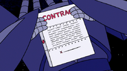 S6E24.323 Moto-Goosowary Pulls Out the Contract