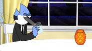 S5E37.061 Mordecai Sipping Water