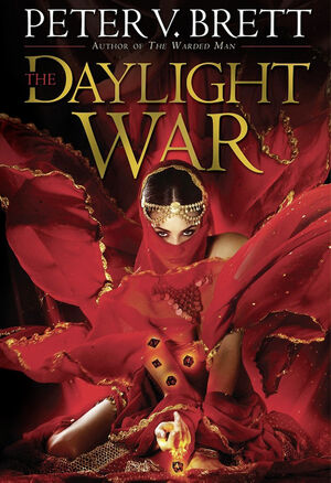 The Daylight War US cover