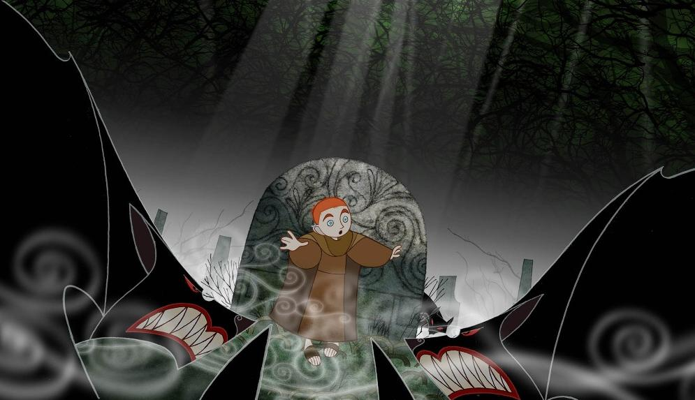 Brendan | The Secret Of Kells Wiki | FANDOM powered by Wikia