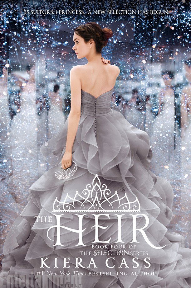 The Heir (The Selection #4) by Kiera Cass