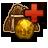 Refill gold ore