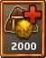 Buff 2k gold deposit