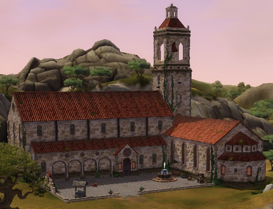 Monastery | The Sims Medieval Wiki | Fandom powered by Wikia