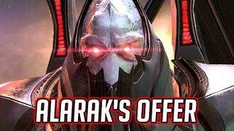 Starcraft 2 ► Nova Covert Ops Ch. 2 Alarak's Bargin Cinematic Cutscene HD