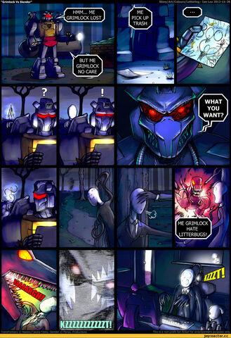 File:Комиксы-transformers-slenderman-grimlock-vs-slender-517808.jpg