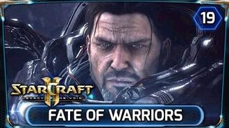 Starcraft 2 ► Legacy of the Void Cinematic HD - Warriors' Fate (LOTV)