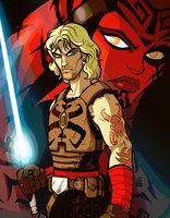 Star Wars Legacy by grantgoboom