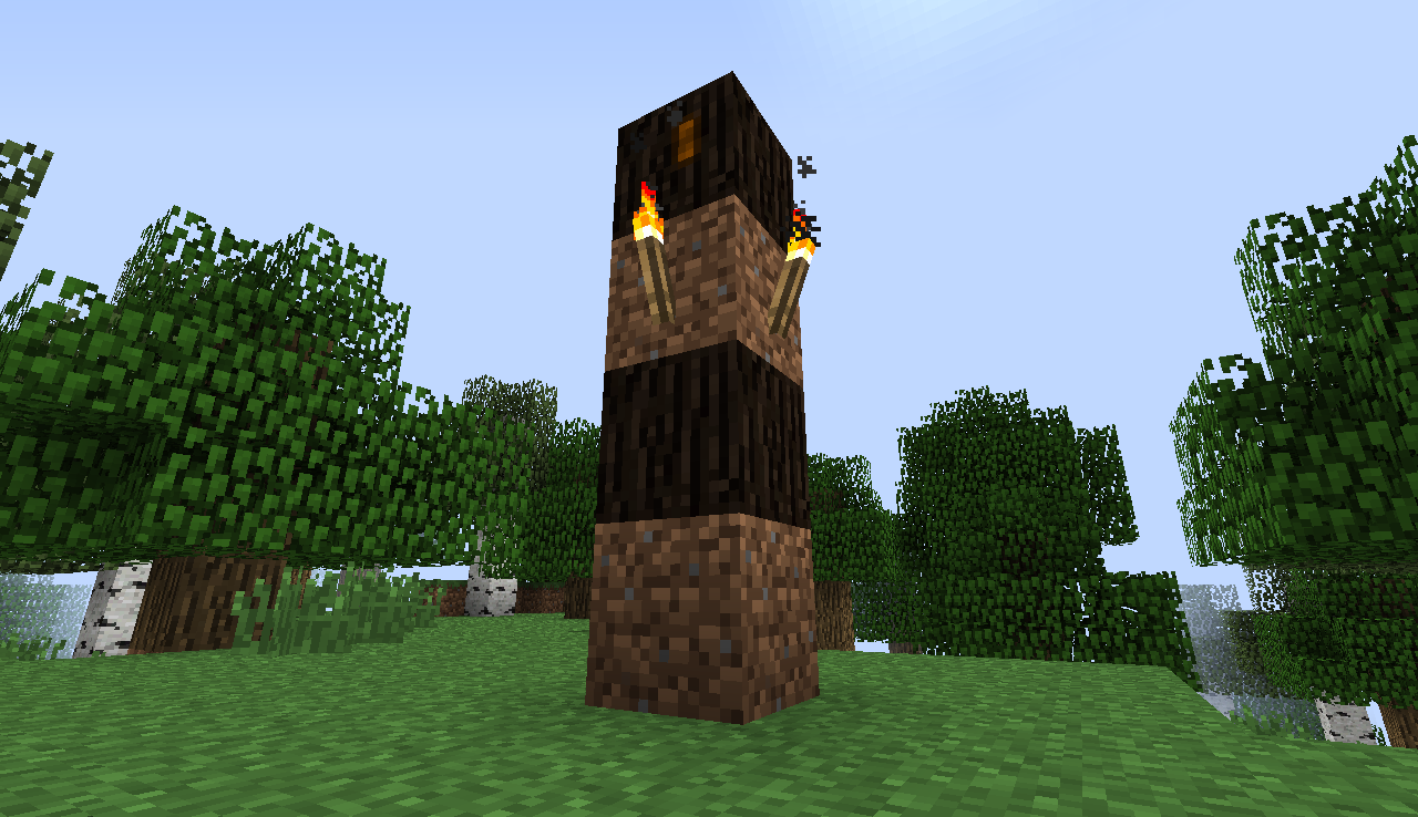 Rubber Tree  Industrialcraft2