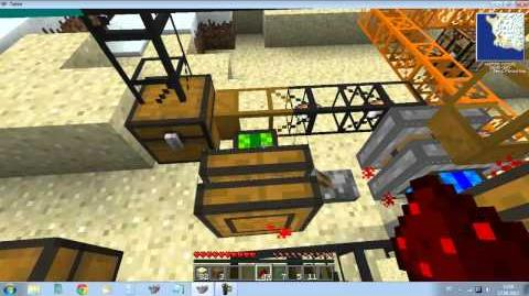 Tekkit with mcclane654 redstone engine stay blue
