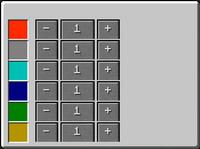 Advanced Distribution Pipe GUI