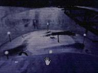 UFO telescope image - The Thing (2002)
