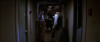 US Outpost 31 Living Quarters - The Thing (1982)
