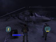 Bravo team discover Mac's Bell 206 - The Thing (2002)