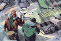 Campo del Sur (3) - The Thing From Another World (Comic)