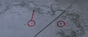 Thule Station location - The Thing (1982)