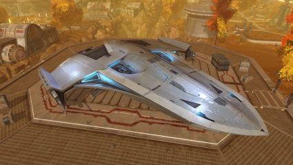 Ragnarok Ship