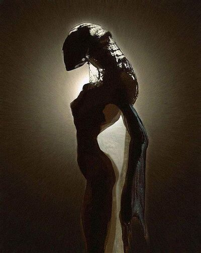 Female Zerg silhouette