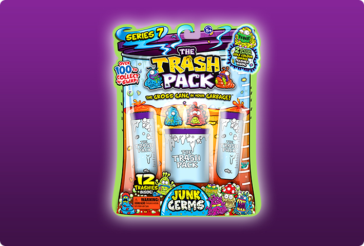 Series 7 Junk Germs  The Trash Pack Wiki  FANDOM powered by Wikia