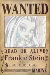 Wanted Frankie