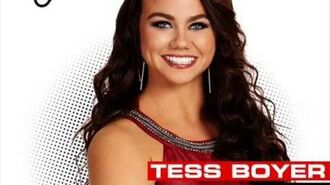 Tess Boyer - Wings - Studio Version - The Voice 2014