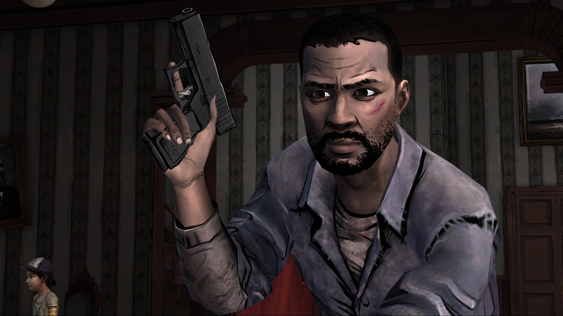 Joel (The Last of Us) VS Lee (The Walking Dead) : whowouldwin