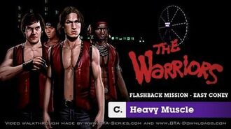 Flashback C Heavy Muscle