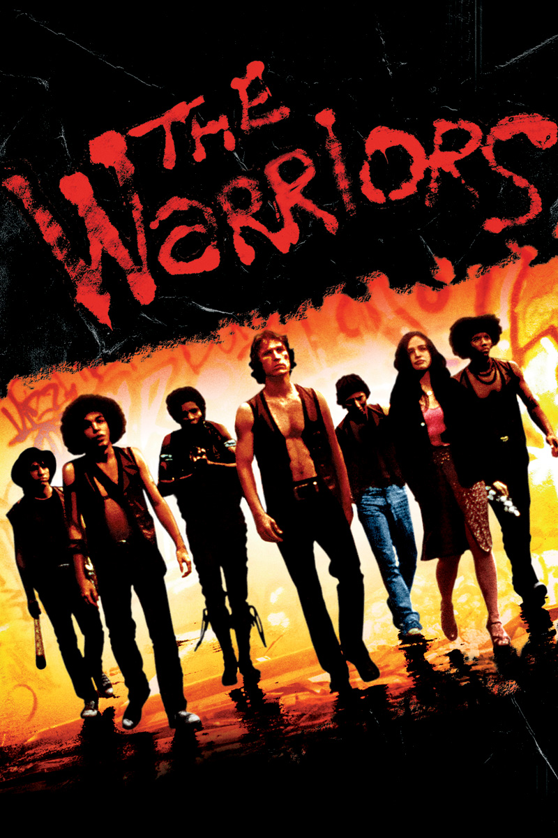 'The Warriors' Reunite for One Last Train Ride; Can You Dig This?!