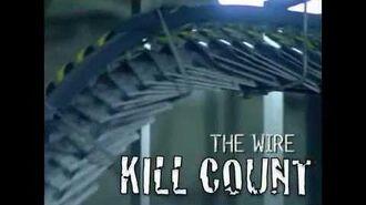 The Wire- Omar Little KillCount-0