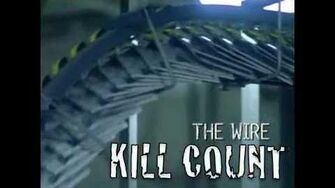 The Wire- Omar Little KillCount-0