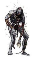 Sketch zombie