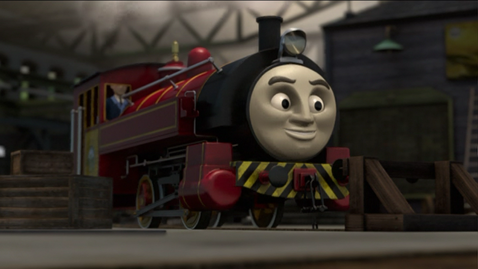 Victor Thomas Amp Friends C G I Series Wiki Fandom