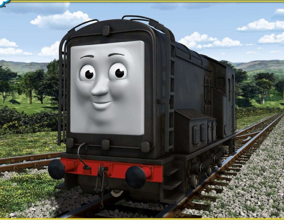 diesel from thomas and friends - photo #4