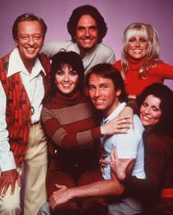 Three's Company Cast 1979-80