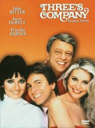 Three's Company Season 7 DVD cover