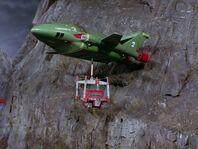 Thunderbird 2 Hydraulic Grabs In Use