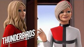 Great Aunt Sylvia Pays Lady Penelope A Visit Thunderbirds Are Go Clip
