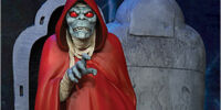 Mumm-Ra with Ma-Mutt Hard Hero Statue