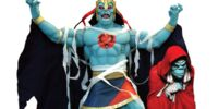 Mezco Toyline: Glow-in-the-Dark Mumm-Ra 2 Pack