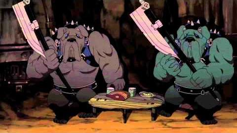 ThunderCats Episode 19 The Pit Preview clip 2