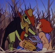 Quick Pick - Helping Lion-O Up